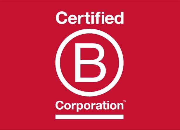 Certificato B-Corporation
