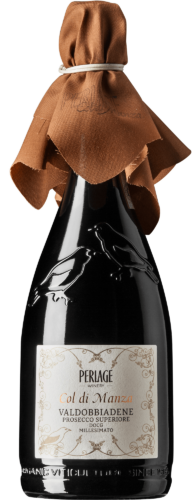 Col di Manza: Valdobbiadene Prosecco Superiore DOCG Extra Dry Millesimato