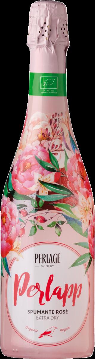 Perlapp rosé: Spumante Rosé Extra Dry