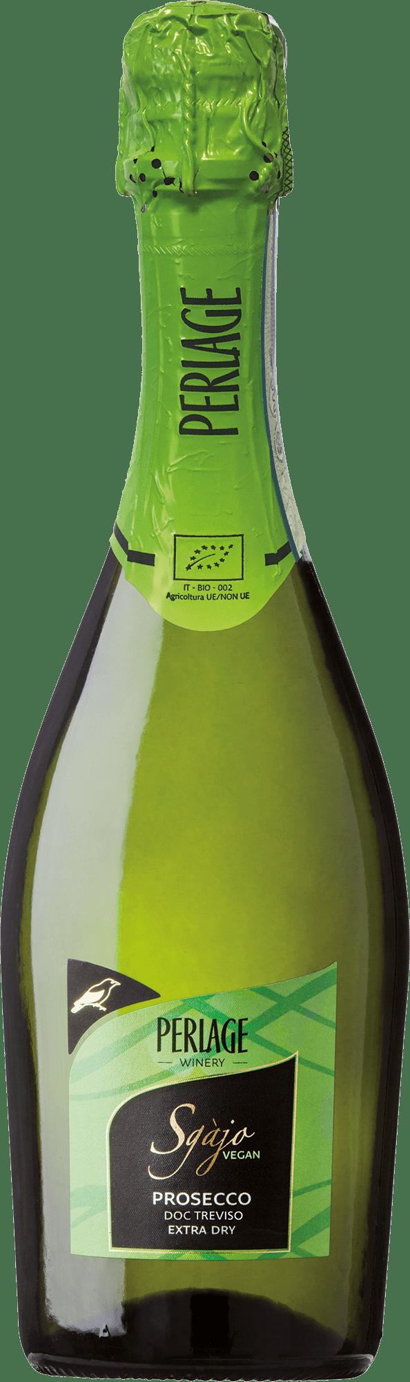 Sgàjo: Prosecco Treviso DOC Extra Dry biologico e vegano
